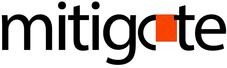 Mitigate logo